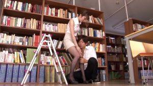 Cưỡng sex cô giáo trong thư viện