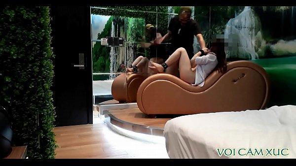 BDSM con đĩ dam69 trên ghế tình yêu