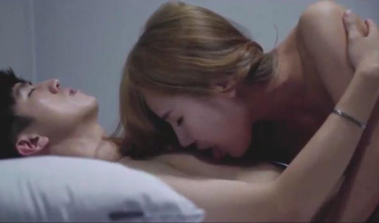 Clip sex Hàn quốc tình cảm không che